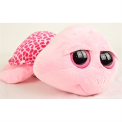 *Beanie Boos SHELLBY - pink turtle