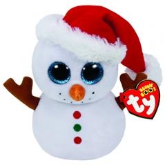 *Beanie Boos SCOOP - snowman