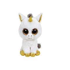 *Beanie Boos PEGASUS - white unicorn
