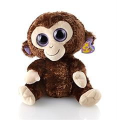 *Beanie Boos COCONUT - monkey medium