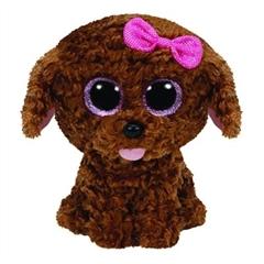 *Beanie Boos MADDIE - brown dog med