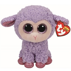*Beanie Boos LAVENDER - purple lamb