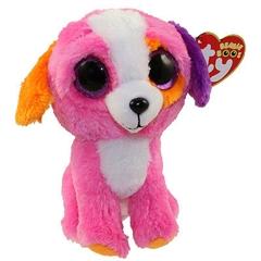 *Beanie Boos PRECIOUS - pink dog