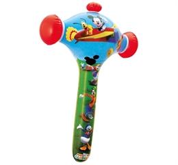 Dmuchaniec młot Crazy Bumper Myszka Mickey 50cm z dzwonkiem God