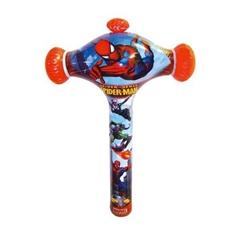 Dmuchaniec Crazy Bumper Spiderman 50cm z dzwonkiem God