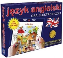 Gra Język Angielski-wiem wszystko