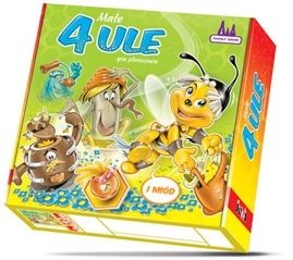 Gra 4 małe ULE