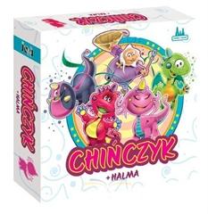 Chińczyk/Halma 2 gry