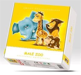 Małe Zoo-układanka