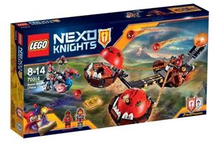 PROM LEGO NEXO KNIGHT 70314 Rydwan Władcy