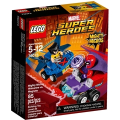 PROM LEGO SUPER HEROES 76073 Wolverine