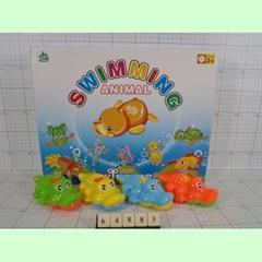 Krokodyl nakręcany 00-64885 KR