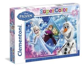 -CLE puzzle 60 Frozen 1 spec. edycja 08412