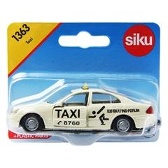 SIKU Taxi Mercedes 1363