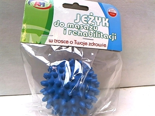 -400a piłka rehabilitacyjna 6,6cm AM