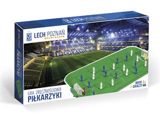 -Gra piłkarzyki Lech Poznań 118579 BEMAG