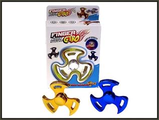 PROM Spinner metalowy śmigło-3kolory HY0080 HIP