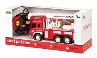Straż pożarna na radio 00785 DRO