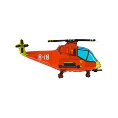 Balon foliowy 36 quot; SHPP GRABO  quot;Helikopter