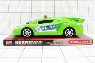 AUTO POLICJA Z NAPĘDEM G089349 GAZ
