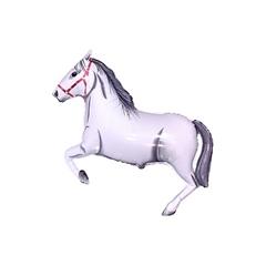 Balon Foliowy 14 quot;Koń Biały