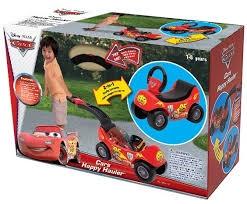 S.CENA Odpychacz 2w1 Disney Cars