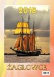 Kalendarz Wieloplanszowy 13-kartkowy (W)-2018 BES