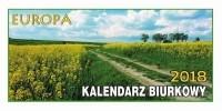 Kalendarz Biurowy B4-2018 Europa BES