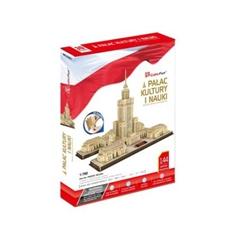 Puzzle 3D Pałac Kultury i nauki 144 el.