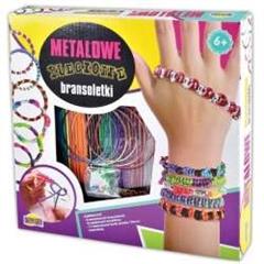 Metalowe plecione bransoletki DR