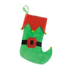 Skarpeta świąteczna  quot;Elf quot;, rozm.: 44,5 cm