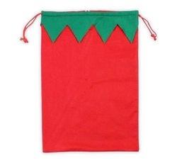 Worek świąteczny  quot;Elf, rozm. 35x50 cm