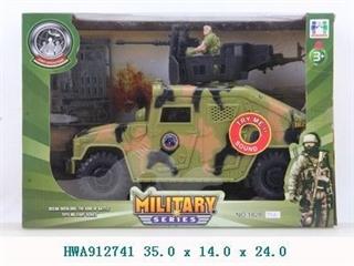 Auto wojskowe 06157 HIT