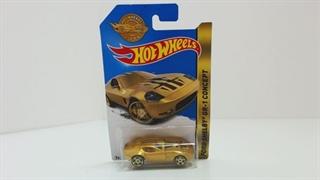 S.CENA HW Hot Wheels auto Ford Shelby złoty5785