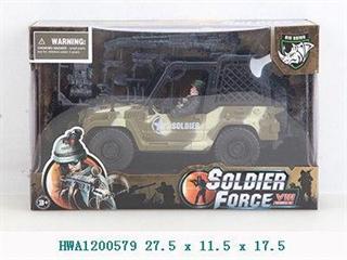 Auto wojskowe 09424 HIT