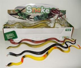 Węże w displayu 24szt TA2002A TAS