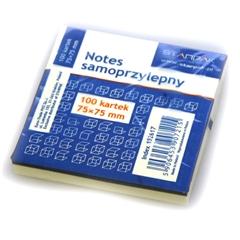 -NOTES SPRZYL 76X76/100K STARPAK OF A12/120