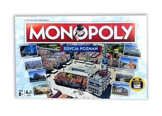S.CENA Monopoly Edycja Poznań