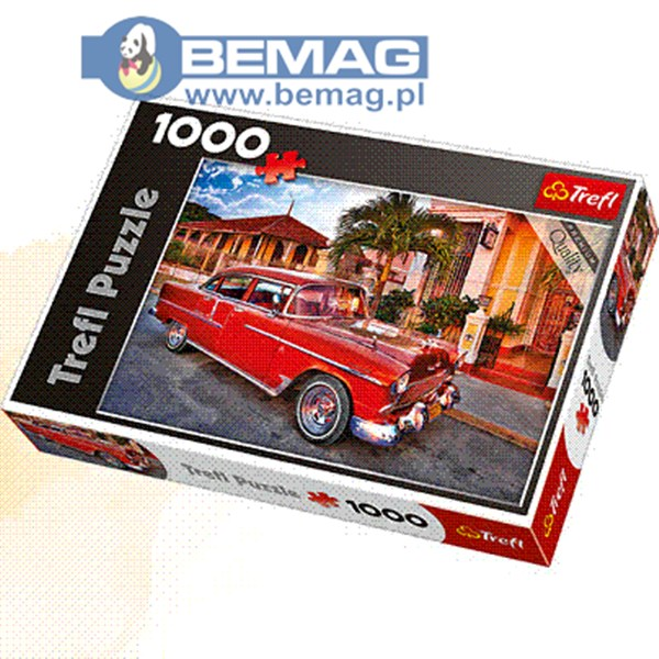TREFL PUZ.1000-Chevrolet Bel Air 10354