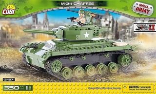 *SMALL ARMY /2457/ M 24 CHAFFEE 350 KL.
