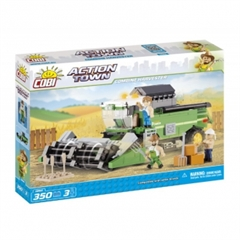 *ACTION TOWN /1866/ COMBINE HARVESTER 350 KL.