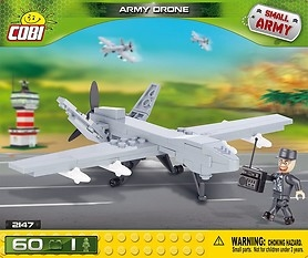 *SMALL ARMY /2147/ ARMY DRONE 60 KL.