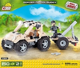*SMALL ARMY /2363/ BORDER PATROL BUGGY 150 KL.