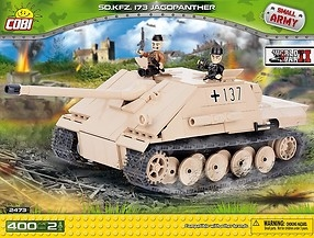 *SMALL ARMY /2473/ SD.KFZ 173 JAGDPANTHER 400 KL.