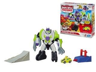 PROM Gra Jenga Angry Birds Transformers A7639