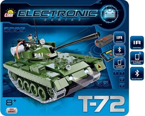 PROM ELECTRONIC /21904/ T 72 TANK W/BLUETOOTH