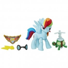 PROM Hasbro B7295-My little Pony-GuardiansofHarmony Rainbow Dash