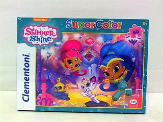 -CLE puzzle 60 Shimmer and Shine 26969
