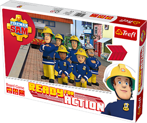 S.CENA GRA - Ready for action/Fireman Sam