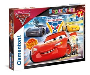 -CLE puzzle 104 Cars 3 27072